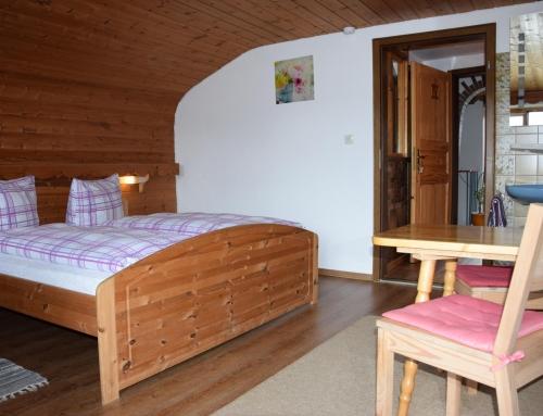 Doppelzimmer Schanzenblick
