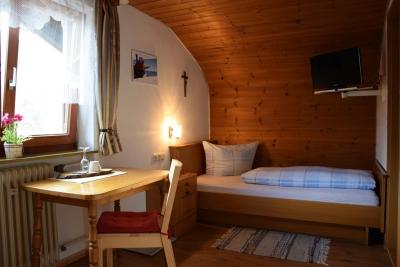 Einzelzimmer Rubihorn | Gästehaus Ender