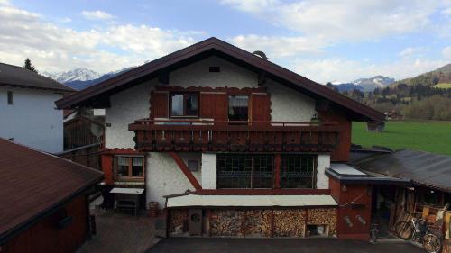 Gästehaus Ender in Oberstdorf im Allgäu